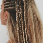 40+ Hairstyles For Long&Thin Hair You've Got To Try This Season - Page 39 of 44 - Veguci