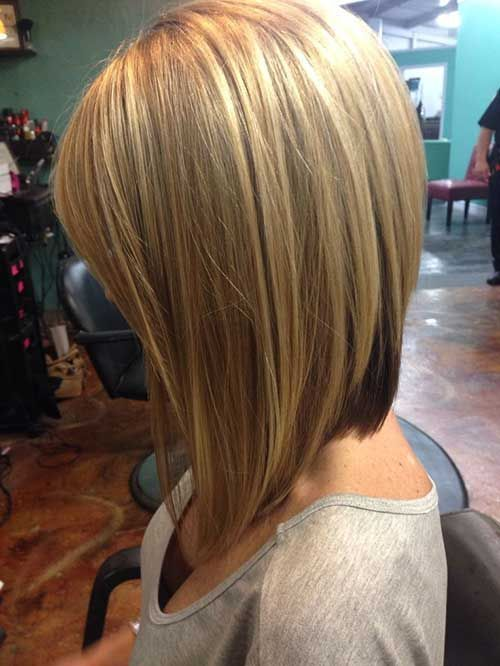 40 Inverted Bob Hairstyles You Should Not Miss » EcstasyCoffee