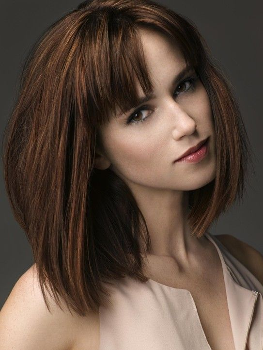 40 Trendy Bob Haircuts With a Bangs You Should Consider