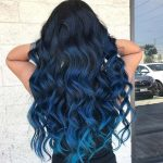 41 Bold and Beautiful Blue Ombre Hair Color Ideas - New Site