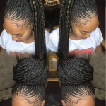 42 Catchy Cornrow Braids Hairstyles Ideas to Try in 2019 - Bored Art