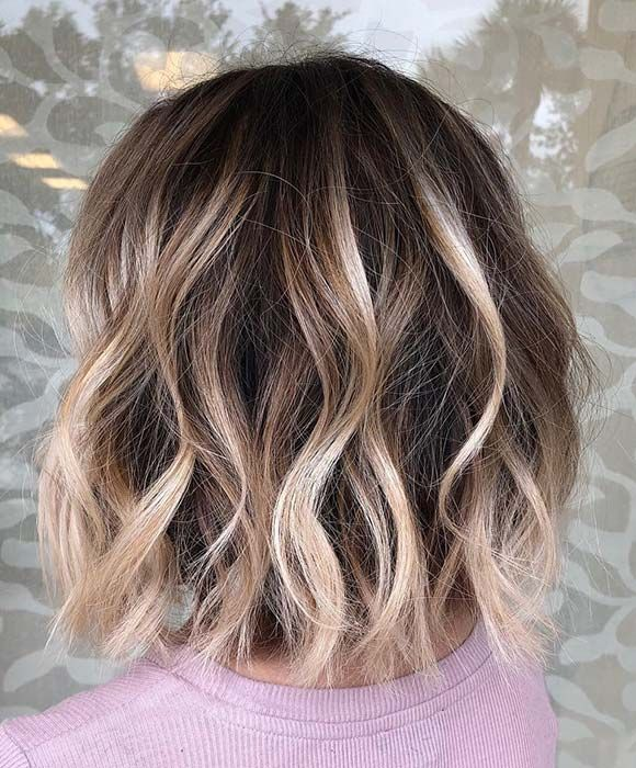 43 Best Bob and Lob Haircuts for Summer 2019 | Page 3 of 4 | StayGlam