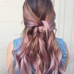 43 Trendy Rose Gold Hair Color Ideas | StayGlam
