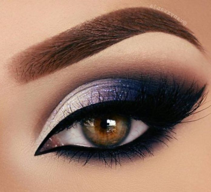 48 Best Stunning and Extraordinary Hottest Colourful Eye Makeup and Eye Shadow f…