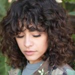 48 Gorgeous Shoulder Length Curly Hairstyles Isabellestyle Blog