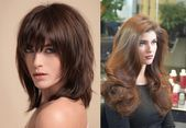 5 Amazing Cool Ideas: Shag Hairstyles Jane Fonda women hairstyles long asian.Fun