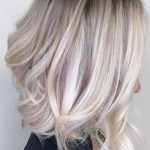 50 Amazing Ash Blonde Hairstyles for Medium Length Hair 2018 - Karin Fogt - Pinity