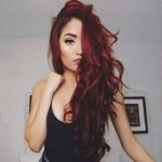 50 Spicy Red Hair Color Ideas - Women Hairstyles