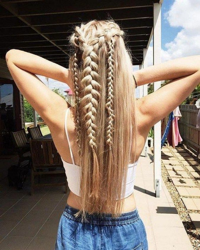 50 braided hairstyles for this spring season 2019 hairstyle woman for spring 47  Welcome – Site Today