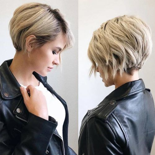 55 Long Pixie Cut Looks For The New Season | LoveHairStyles