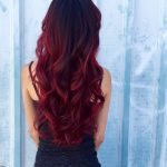 57 Hottest Red Balayage Hair Color Ideas 2017 - Hairstyles Magazine