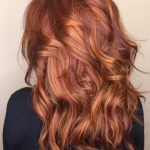 57 Hottest Red Balayage Hair Color Ideas 2017 - Makeup Ideas