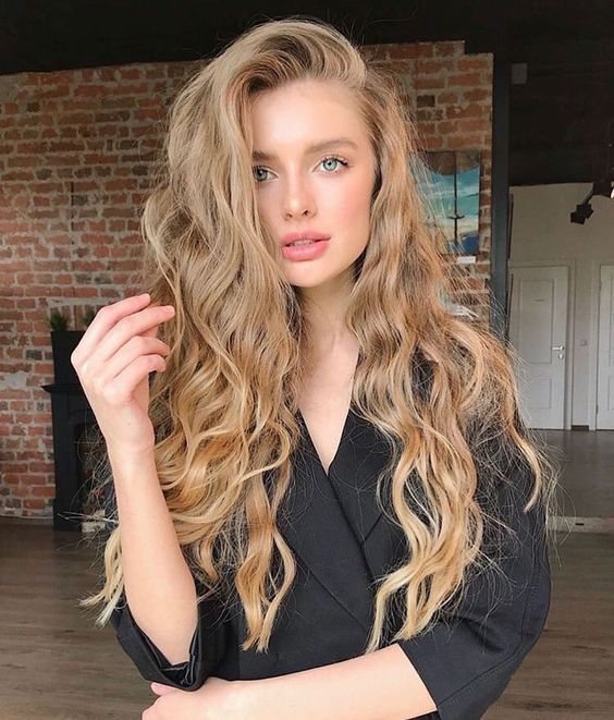 58 Chic Curly Hairstyles For Women 2019 – Page 12 of 58 – VimDecor