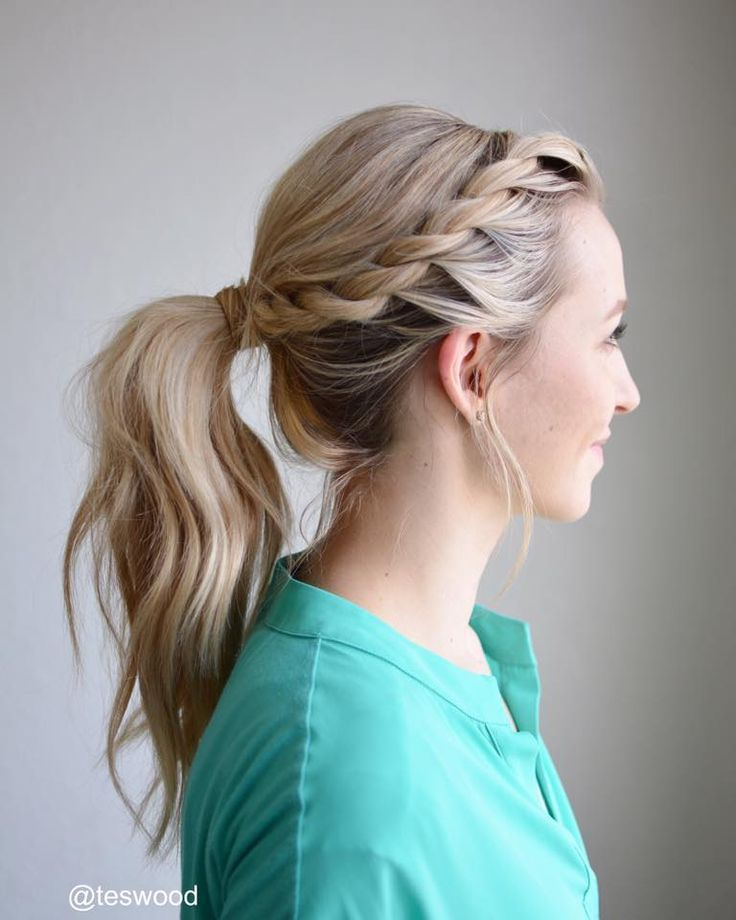 62 Super Easy Braided Hairstyles To Save Time While Getting Ready In The Morning – TechUve  Photos
