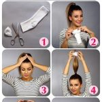 7 Easy Step by Step Hair Tutorials for Beginners   - Pretty Designs