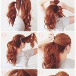 80 Simple Five Minute Hairstyles for Office Women (Complete Tutorials)