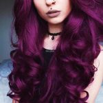 Awesome Purple Red Hair
