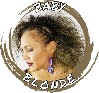 Baby Blonde Temporary Hair Color by Mysteek Naturals