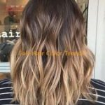 Best Ombre Fall Hair Colors #colors #ombre