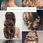 Best Wedding Hairstyle Trends 2019 | Wedding Board | Hairdo Wedding