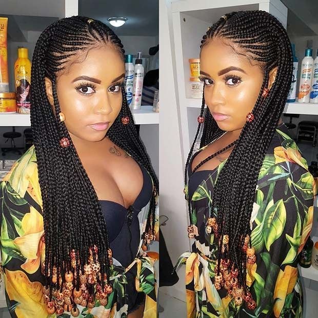 Box Braids and Why They Never Go Out of Fashion – Loud In Naija