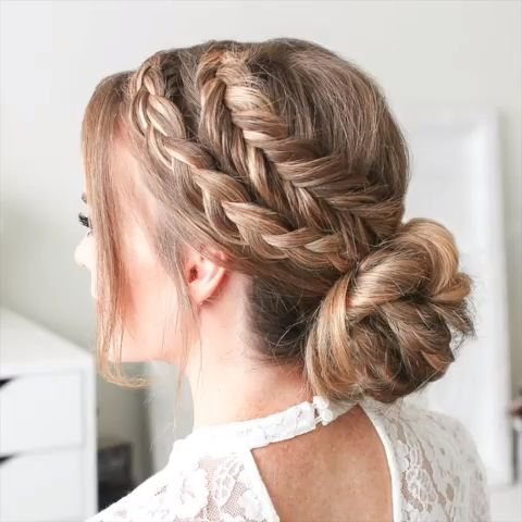 Braided Hairstyles With Video Tutorial – Trending Topics