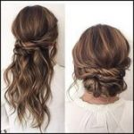 Brautjungfer Haar Ideen Trends,  #Brautjungfer #Haar #Ideen #trends #wedding&bridesmaidha...