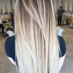 Chic Layered Straight Hair Nice that it's not so blunt at the bottom