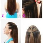 Cute Hairstyles For Sports To Rock Your Fantasy,  #Cute #Fantasy #formalhairstyleswithfringe...