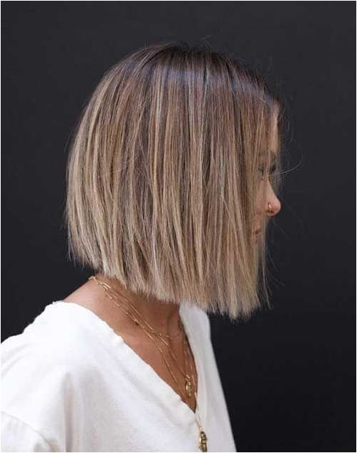 Cute Short Hairstyle Inspirations 2019