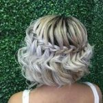 Cute, Simple Braids for Short Hair #New Hairstyles #Shoes # 2017 #bestfrom ...  #bestfrom #Br...