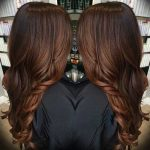 Dark Brown Balayage Brunette Hair Colour - New Site