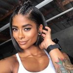 Easy Short Hairstyles for Black Women 2019 - Eazy Vibe