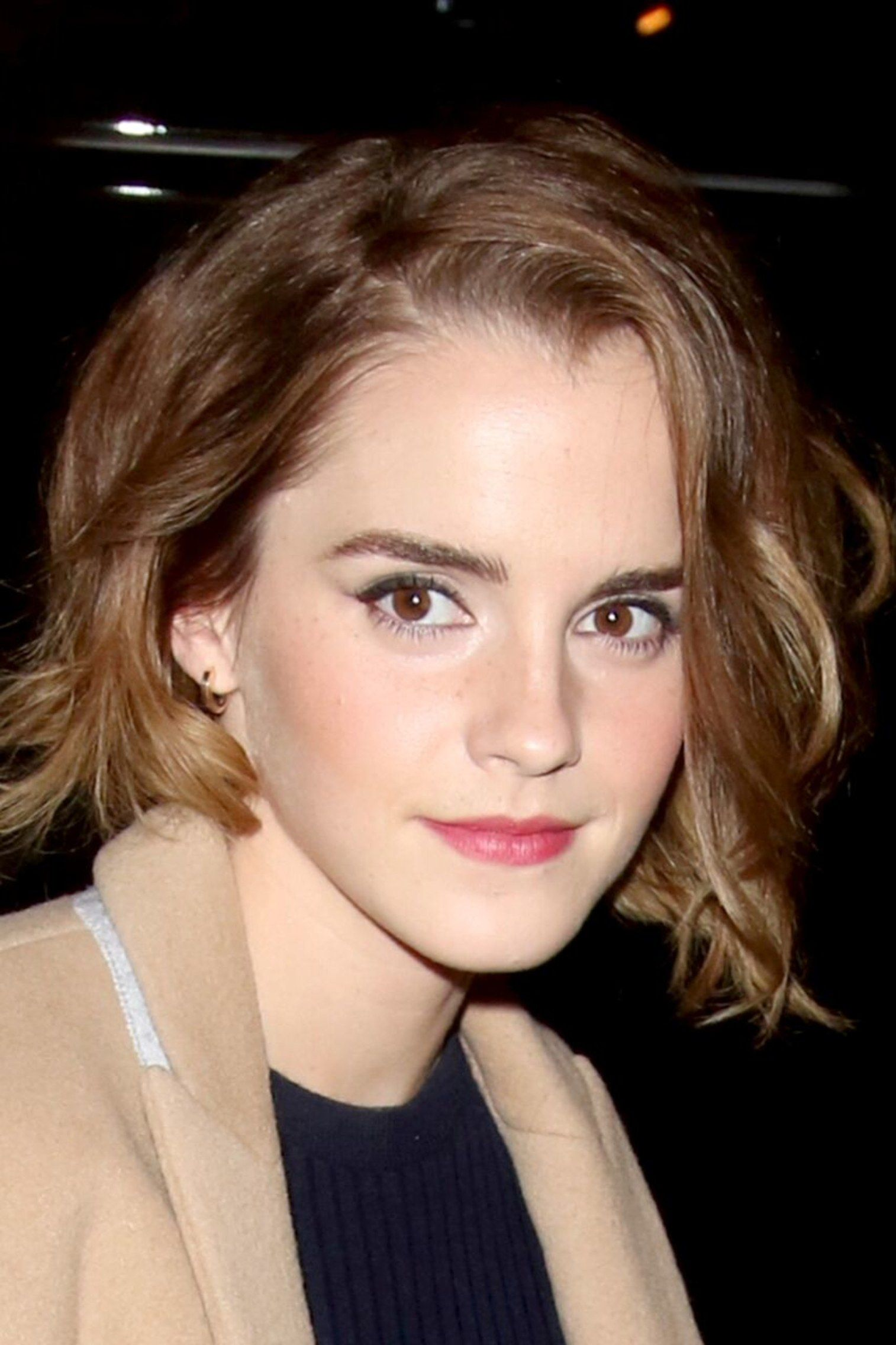 Emma Watson Just Unveiled A Chic New Haircut
