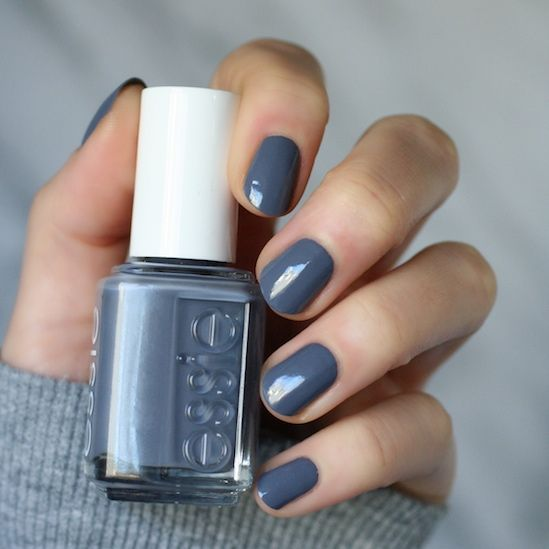 Essie Serene Slates Collection : Swatches, Review & Comparisons | Essie Envy