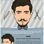 Everything You Need To Know To Rock The Van Dyke Beard
