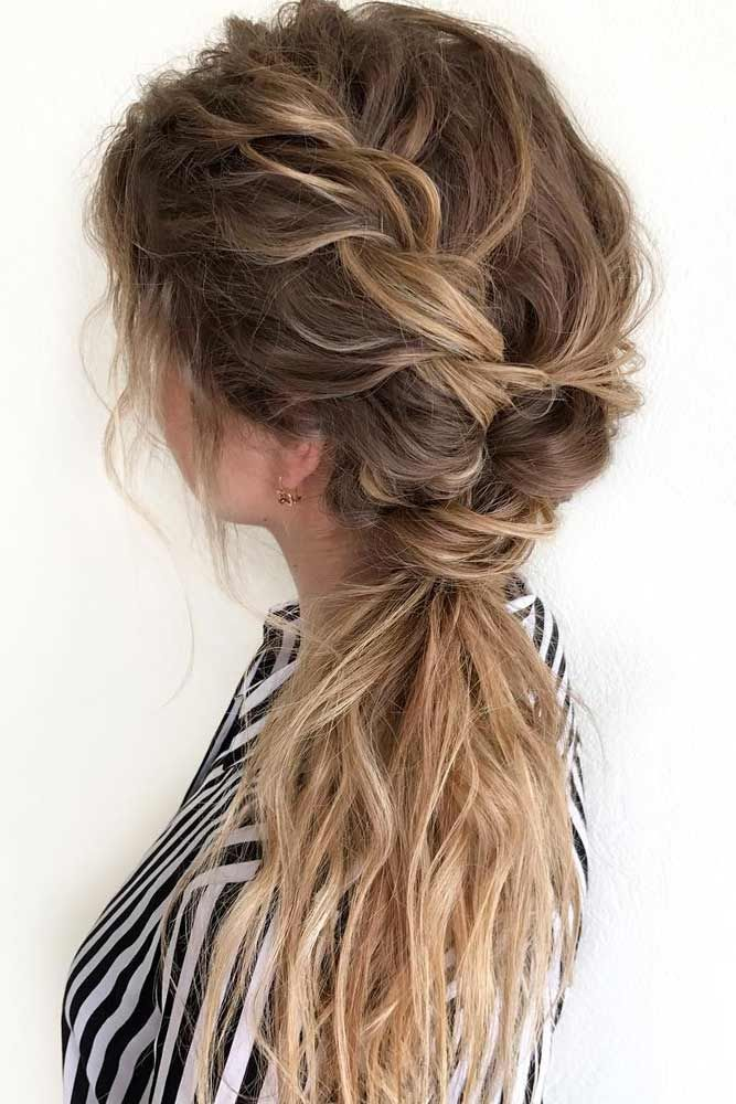 Feel As A Princess With Our 30 Side Ponytail Looks | LoveHairStyles