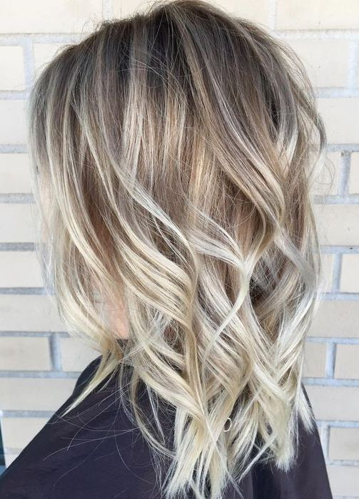 Foilyage Blonde Balayage Hair Shade Concepts for 2018 Womens – LastStepPin