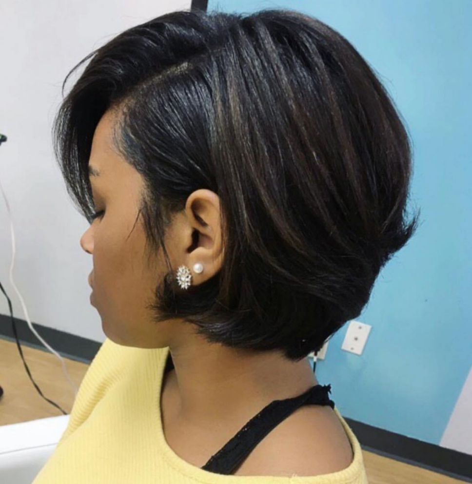 Great Photos 60 Showiest Bob Haircuts for Black Women  Popular  Who developed th…