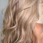 Hair color blonde balayage summer curls 20 Trendy Ideas #hair #balayagehairblond...