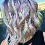 Hair rainbow highlights color trends 22 Ideas - #color #hair #HairRainbow #highl...