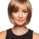 Haircuts for shoulder-length hair with bangs - New Site