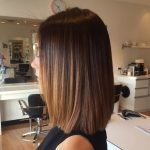 Hairstyle shoulder-length hair - New Site