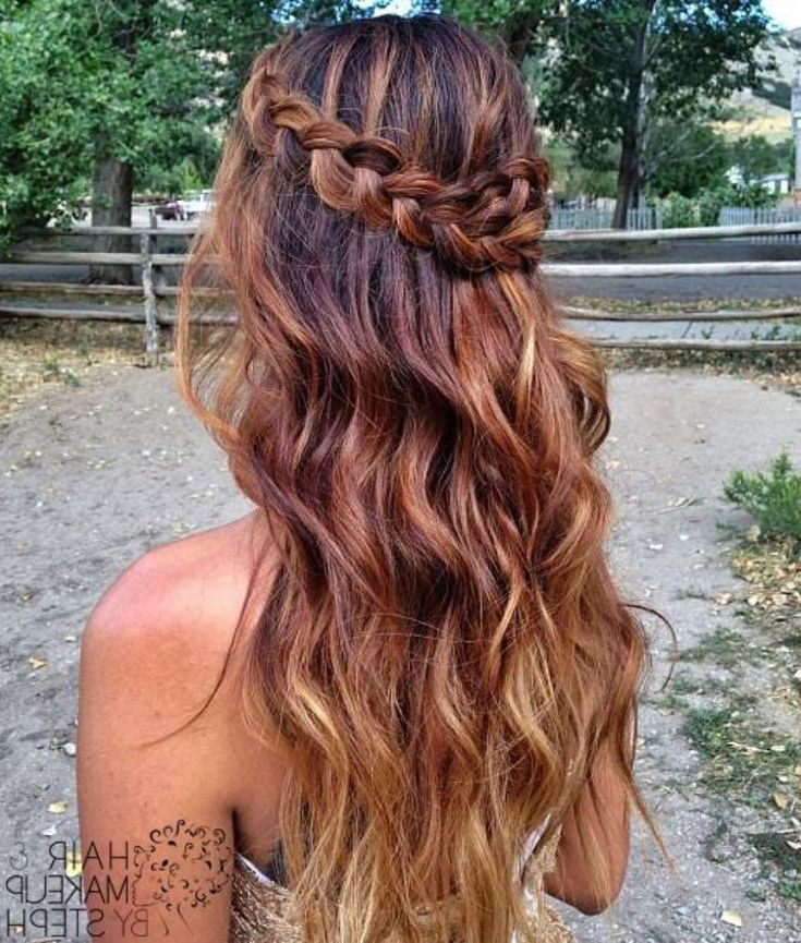 Half Up Half Down Hairstyles for Prom # Prom # Hairstyles – New Site