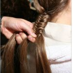How to Do a Fishtail Braid in Just Four Easy Steps