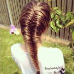 How to : French Fishtail Braid for Beginners | Braidsandstyles12