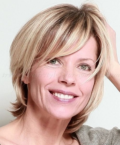 Layered Hairstyles For Women Over 50 – Fave HairStyles