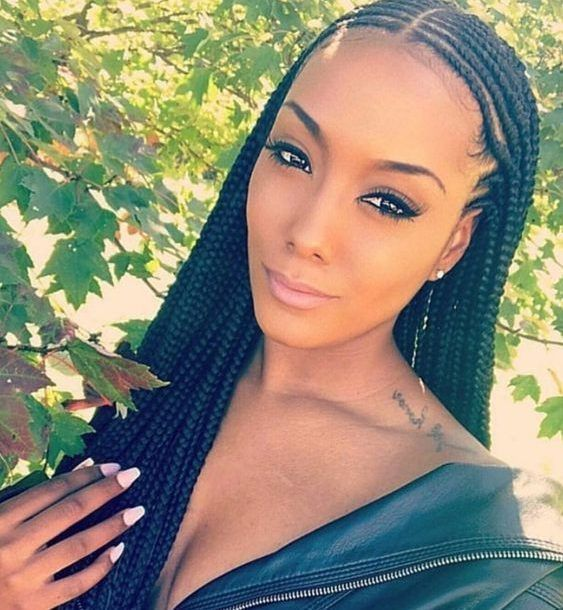 Must-Know Tips for Lemonade Braids and Other Cornrow Styles   Un-ruly