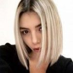 New Exceptional Shoulder Length Blunt Bob Hairstyles 2019 To Reach Perfection #e