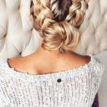 New sweet school hairstyles for every day plaited ponytail #e ... - Fri ... - Mary Haircuts